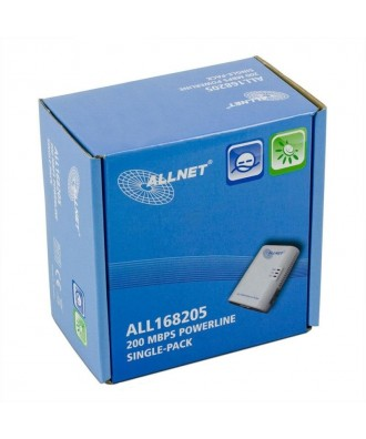 Allnet ALL168205 Powerline Single-pack