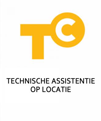 Technische assistentie (15 min)