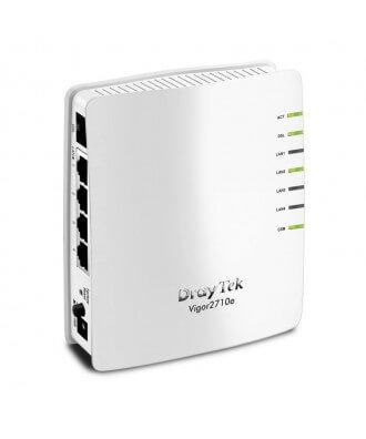 DrayTek 2710e modem-router Analoog