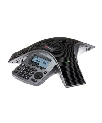Polycom Soundstation IP5000 Conference Phone (PoE, ca. 6 pers.)