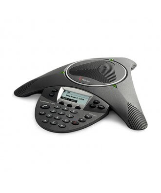 Polycom Soundstation IP6000 Conference Phone (PoE, ca. 12 pers.)