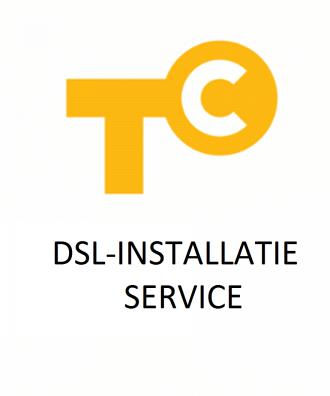 DSL installatieservice