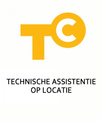 Technische assistentie op locatie (1 uur)