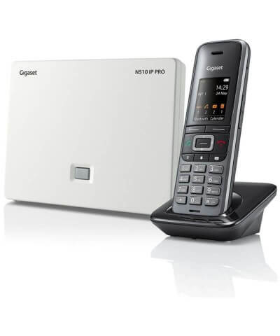 VoIP DECT Bundel: Gigaset N510IP Pro + 1 x S650H Pro