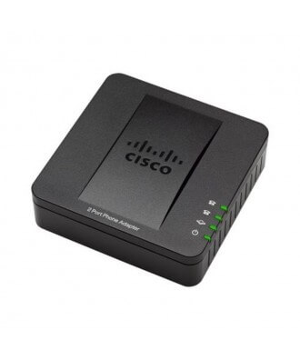 Cisco SPA112 Analoge Telefoon Adapter