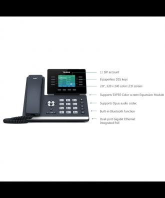 Yealink T52S VoIP Phone