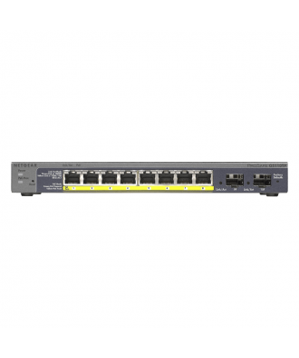 Netgear 8-poorts (8x PoE) Gigabit Desktop Switch