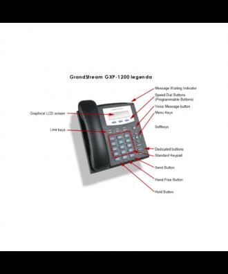 Grandstream GXP-1200