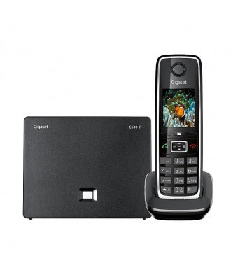 Gigaset C530 IP DECT-basis + Handset
