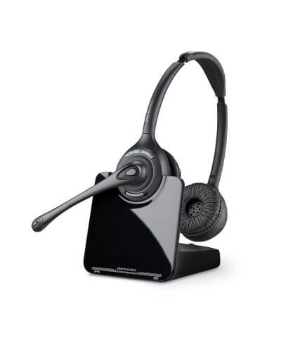 Plantronics CS520A STEREO DECT draadloze headset