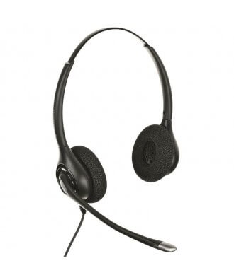 Plantronics HW261N/A SupraPlus STEREO QuickDisconnect bedrade headset