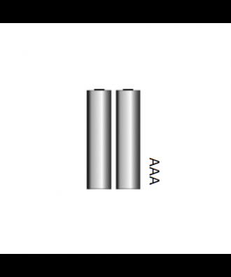 AAA Accu (Set 2 batterijen)