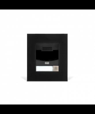 2N Helios IP Solo Inbouw Zwart