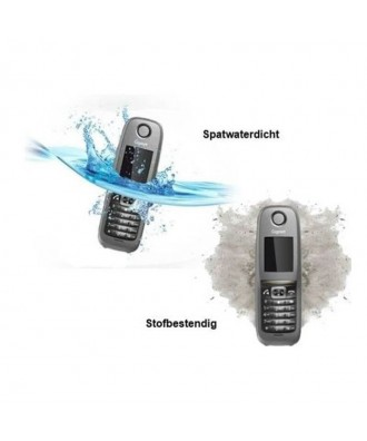 Gigaset E630HX DECT handset + lader