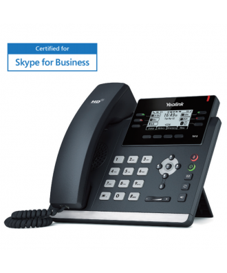 Yealink T41S Skype for Business VoIP Phone