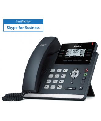 Yealink T41S VoIP Phone (Skype)