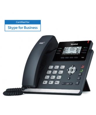 Yealink T42S VoIP Phone (Skype)