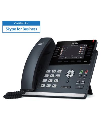 Yealink T46S VoIP Phone (Skype)