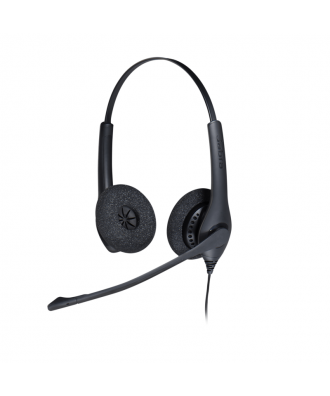 Jabra BIZ 1500 STEREO QuickDisconnect bedrade headset