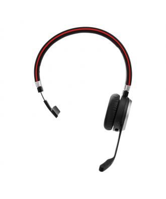 Jabra Evolve 65 UC MONO Bluetooth draadloze headset (excl. stand)