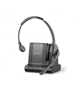 Plantronics Savi W710 MONO UC DECT draadloze headset