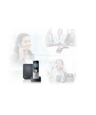 Yealink W53P IP DECT-basis + handset (SIP)