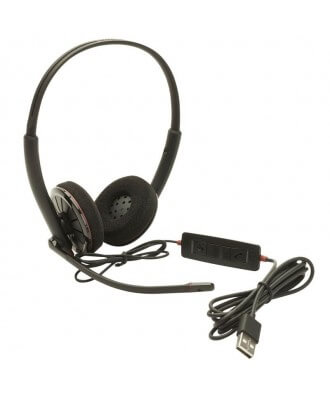 Plantronics Blackwire C320 MS STEREO USB bedrade headset