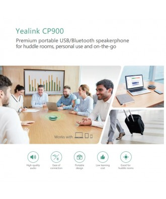 Yealink CP900 USB Speakerphone