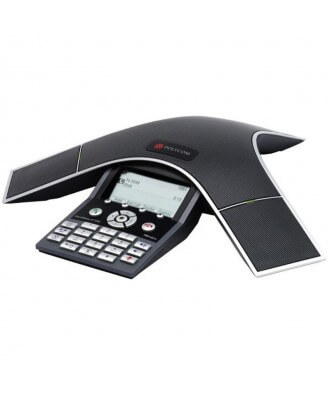 Polycom Soundstation IP7000 Conference Phone (PoE, ca. 30 pers.)