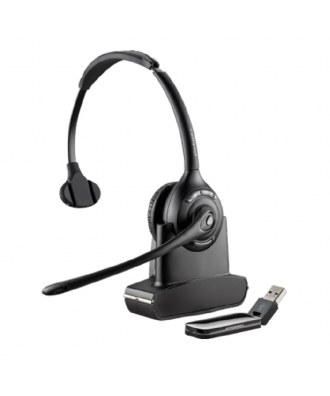 Plantronics Savi W410 MONO UC DECT draadloze headset