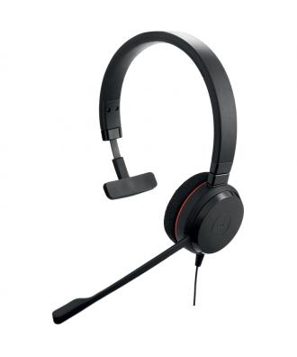 Jabra Evolve 20 UC MONO USB-A bedrade headset