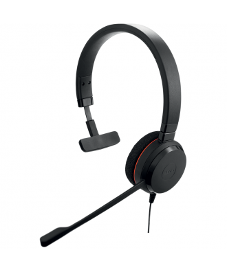 Jabra Evolve 20 MS MONO USB bedrade headset