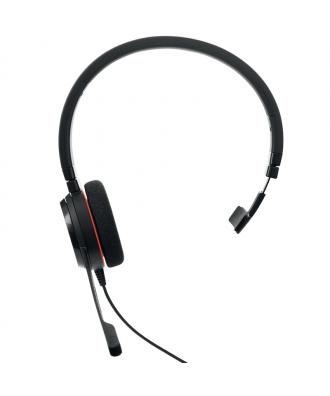 Jabra Evolve 20 MS MONO USB-A bedrade headset