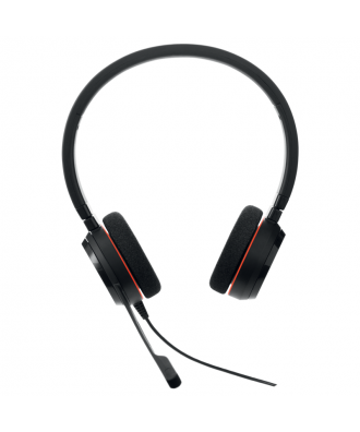 Jabra Evolve 20 UC STEREO USB-A bedrade headset