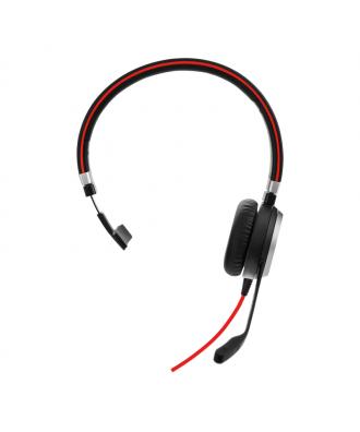 Jabra Evolve 40 MS MONO USB-A bedrade headset