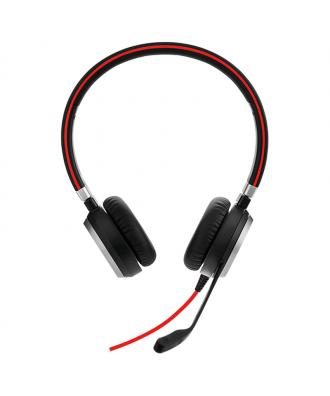 Jabra Evolve 40 MS STEREO USB-C bedrade headset