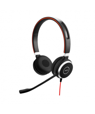 Jabra Evolve 40 UC STEREO USB-A bedrade headset