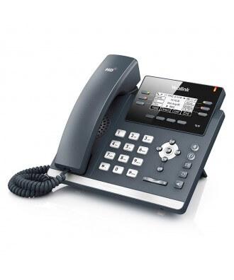 Yealink SIP-T41P 6-lijns IP Phone excl. voedingsadapter