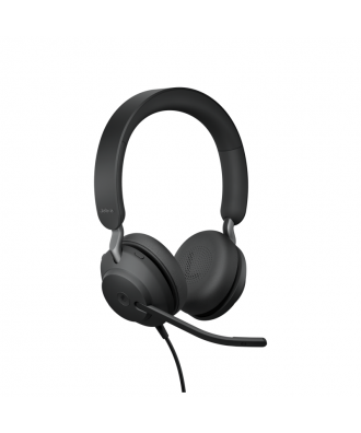 Jabra Evolve2 40 UC STEREO USB-A bedrade headset