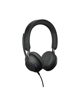 Jabra Evolve2 40 UC STEREO USB-A bedrade headset