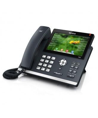 Yealink SIP-T48G 16-lijns color IP Phone excl. voedingsadapter