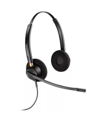 Plantronics HW520 EncorePro STEREO QuickDisconnect bedrade headset