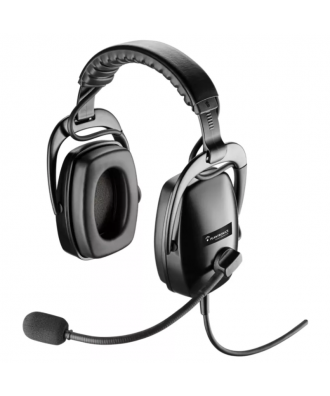Plantronics SHR2083-01 STEREO QuickDisconnect bedrade headset