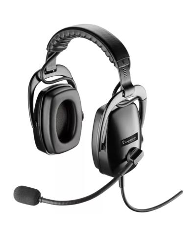 Plantronics SHR2083-01 STEREO QuickDisconnect bedrade headset