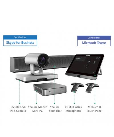 Yealink MVC800 II Video Vergadersysteem