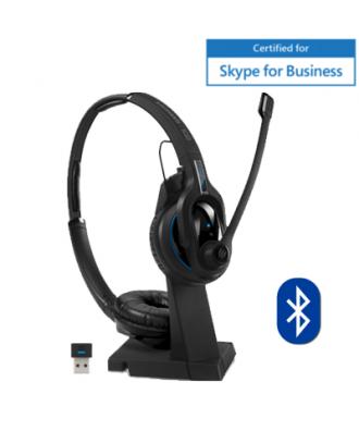 Sennheiser MB Pro 2 UC ML STEREO Bluetooth draadloze headset (incl. dongle)