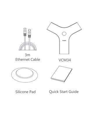 Yealink videoconferentie-microfoonarray VCM34