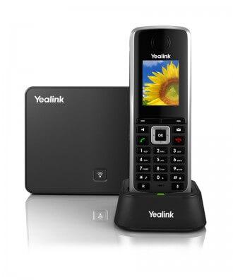 Yealink W52P IP DECT-basis + Handset (SIP)