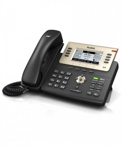 Yealink SIP-T27P 6-lijns Business IP Phone excl. voedingsadapter