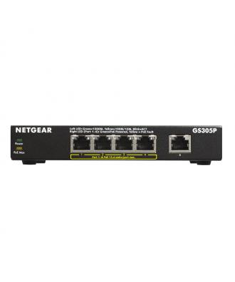 NETGEAR Gigabit 5-poort PoE Switch
